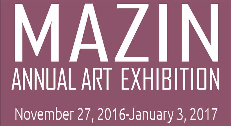 Twelfth Annual Mazin Art Exhibition