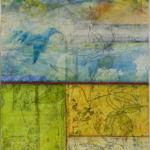Five Element Ecology acrylic and Tyvek