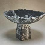 concrete pedestal bowl